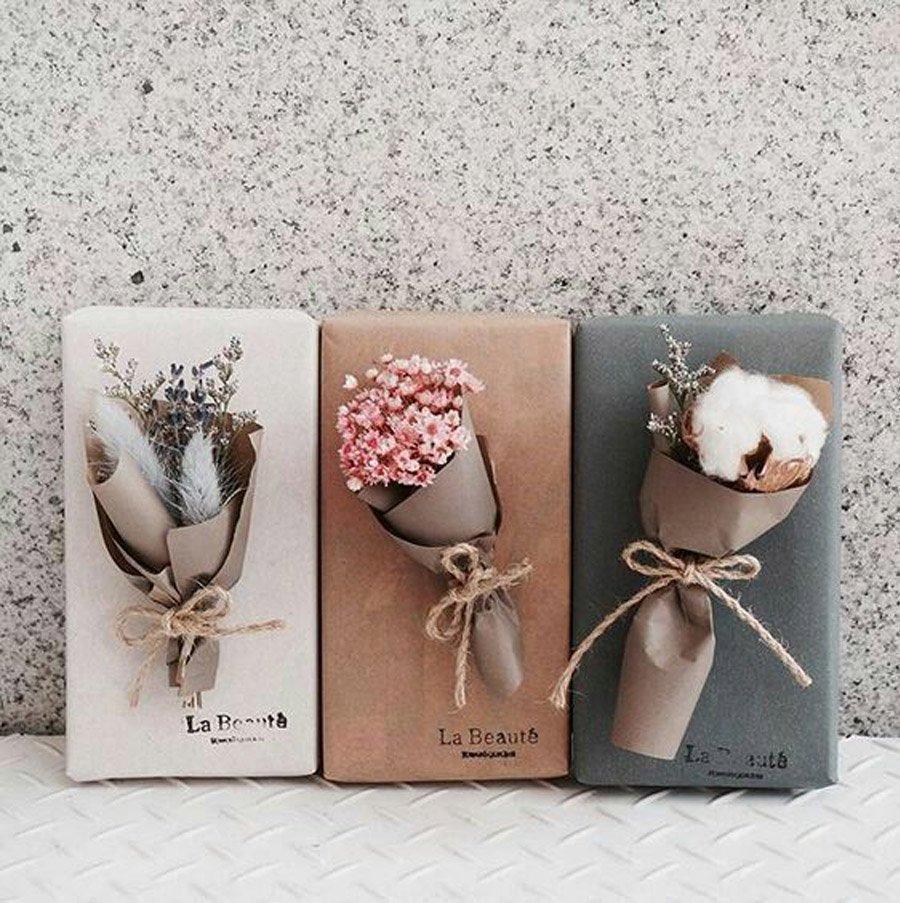 IDEAS FRESCAS PARA ENVOLVER LOS REGALOS DE TUS INVITADOS packaging-regalos-invitados
