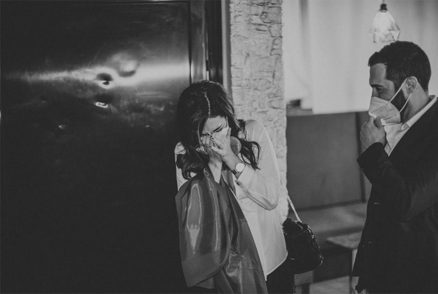 RAQUEL & PABLO: PROMESAS DE AMOR sorpresa-novia