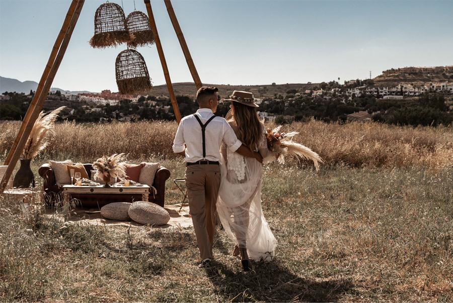 JESSICA & JUAN: WINDS OF LOVE fotos-novios