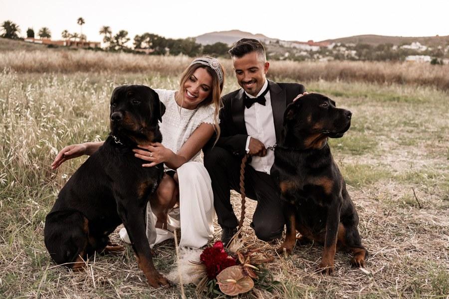 JESSICA & JUAN: WINDS OF LOVE novios-mascota