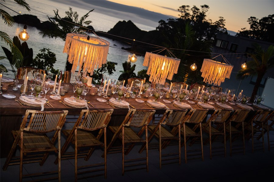 EVER AFTER banquete-boda-boho-chic