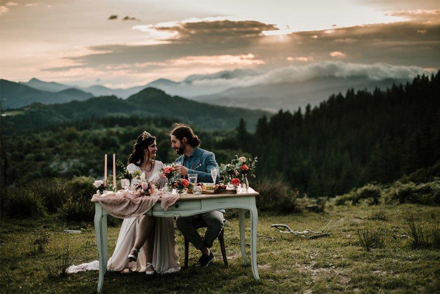 VERÓNICA Y AITOR: CUANDO EL AMOR TODO LO PUEDE boda-banquete