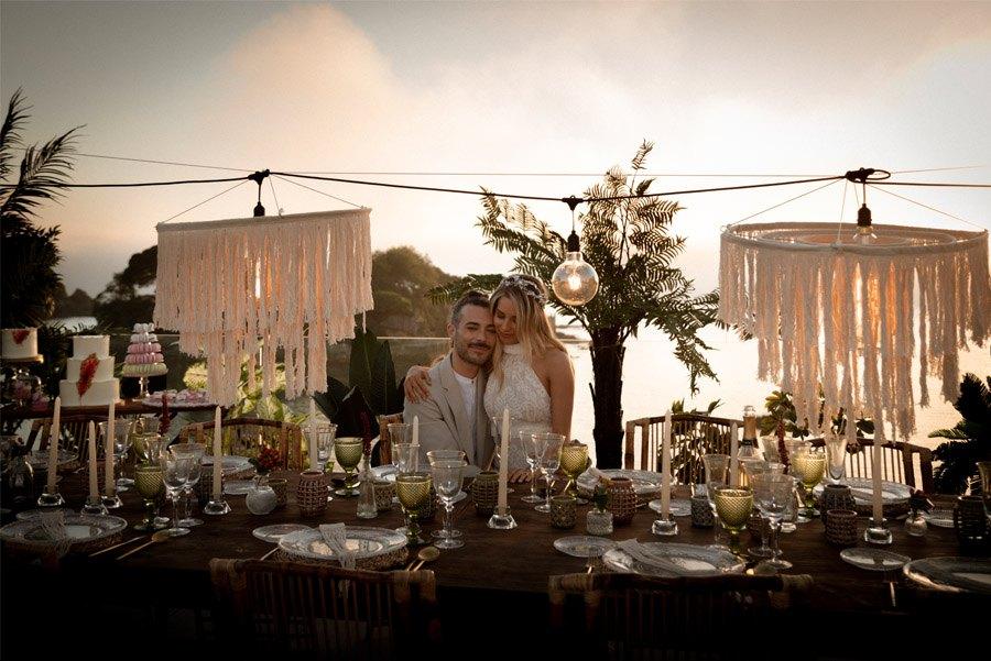 EVER AFTER boda-boho-banquete