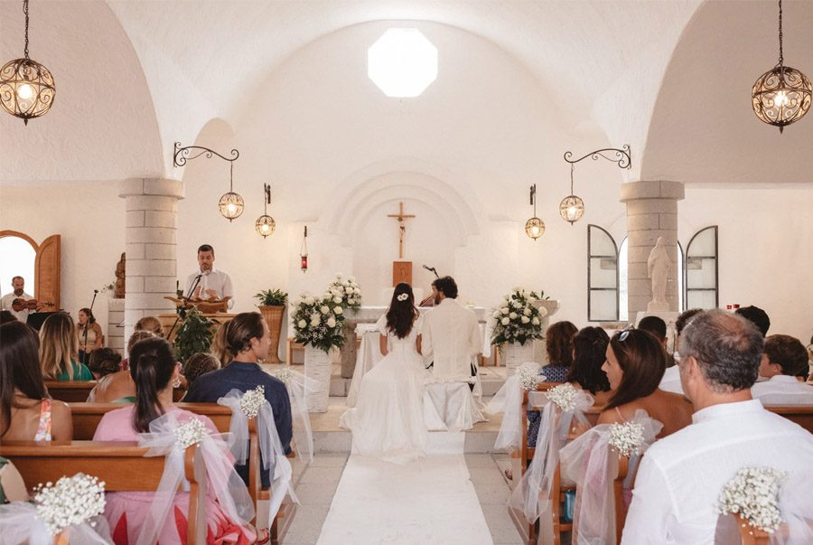 SERENA & MASSIMO: AMOR DE VERANO boda-ceremonia