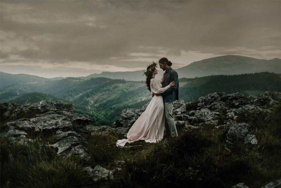 VERÓNICA Y AITOR: CUANDO EL AMOR TODO LO PUEDE boda-editorial