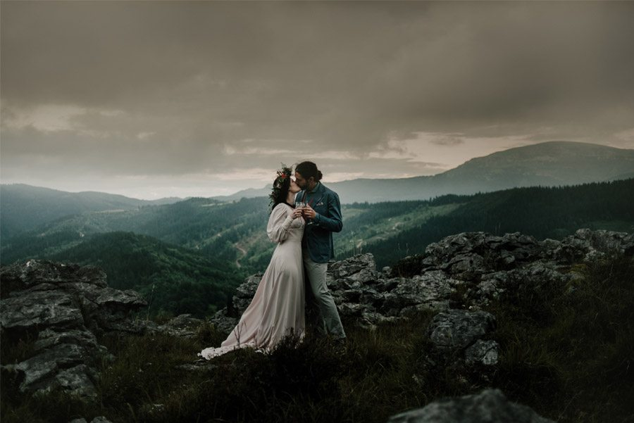 VERÓNICA Y AITOR: CUANDO EL AMOR TODO LO PUEDE boda-en-el-bosque