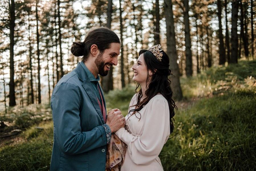 VERÓNICA Y AITOR: CUANDO EL AMOR TODO LO PUEDE boda-reportaje