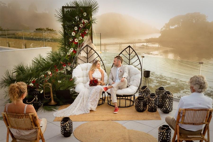 EVER AFTER ceremonia-boda-boho
