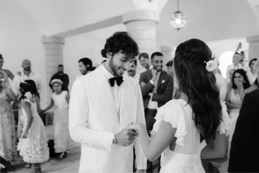 SERENA & MASSIMO: AMOR DE VERANO ceremonia-boda
