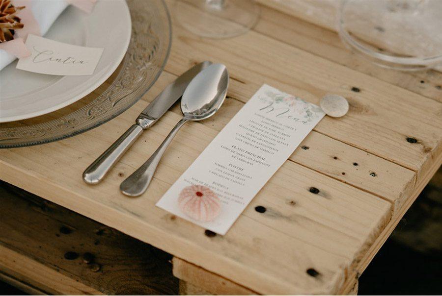 KAIROS, EL ARTE DE BUSCAR EL MOMENTO ADECUADO menu-boda