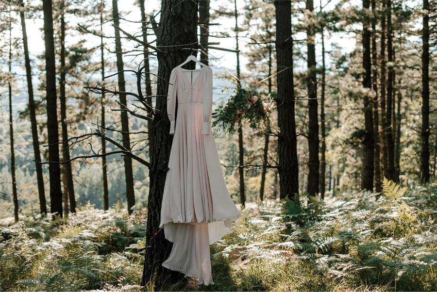 VERÓNICA Y AITOR: CUANDO EL AMOR TODO LO PUEDE novia-vestido