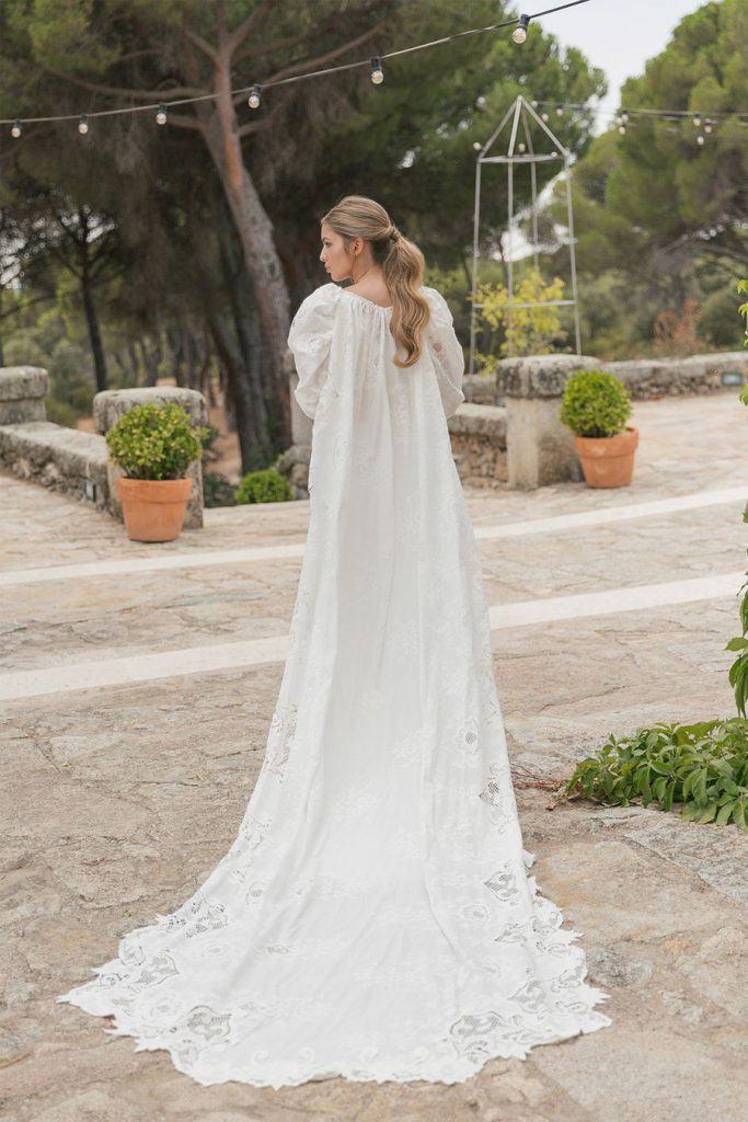 CRUSH, NUEVA COLECCIÓN DE MARIA BARAZA vestido-novia-maria-baraza-683x1024