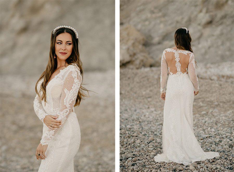 KAIROS, EL ARTE DE BUSCAR EL MOMENTO ADECUADO vestido-novia