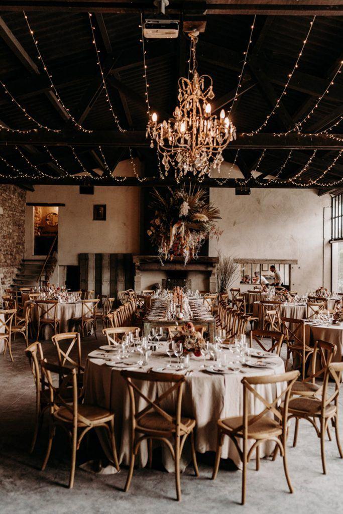 FLORINE & FLORIAN: ROMÁNTICA BODA DE OTOÑO boda-otono-mesas-683x1024