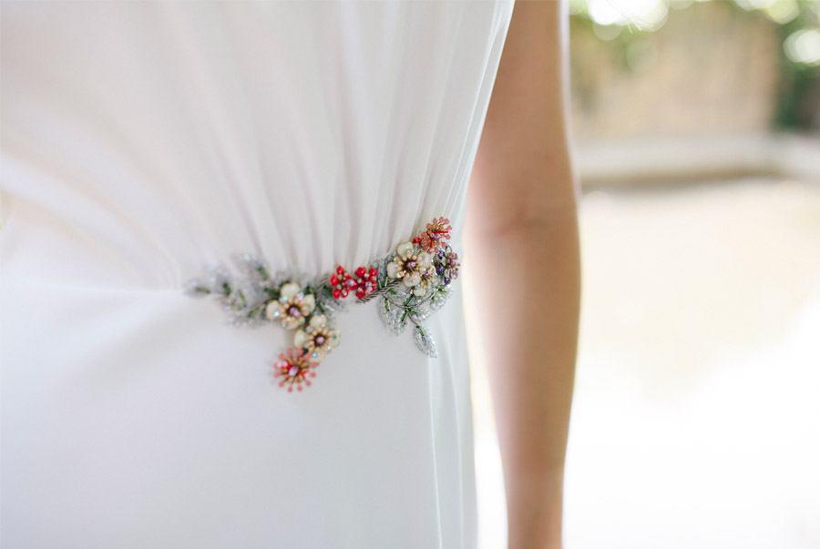 NUEVA COLECCIÓN BEBA'S 2021: GLIMPSE OR ILLUSION detalle-vestido-novia-bebas