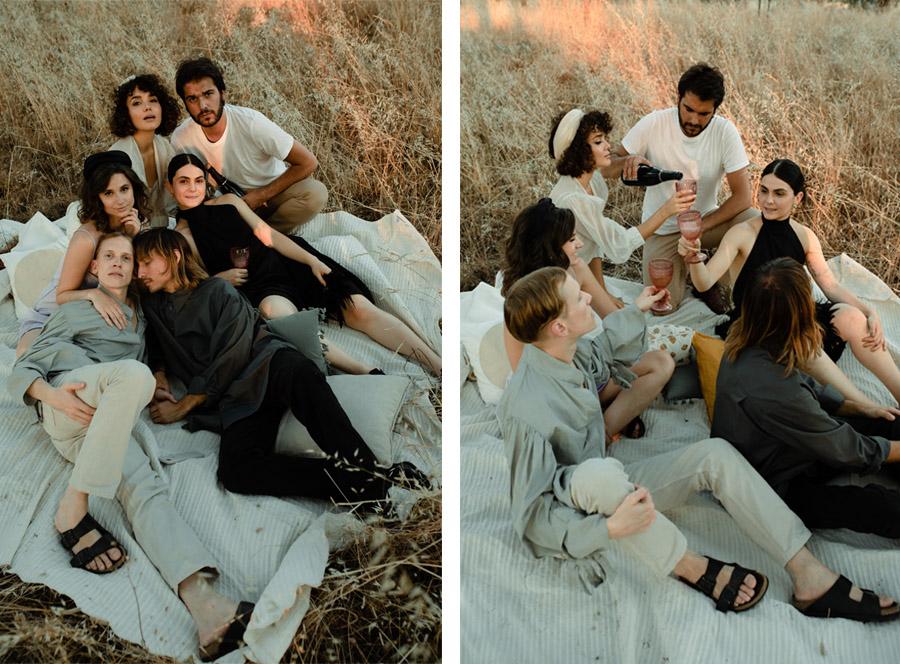 APUESTA POR UNA BODA PICNIC picnic-invitados-boda