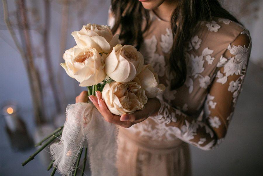 RUSTIC STYLE ramo-novia-rosas
