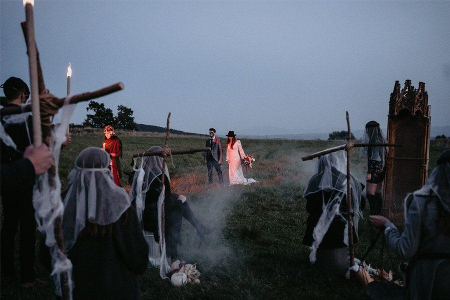 SAMHAIN, VIDA Y MUERTE, AMOR Y DOLOR boda-samhain