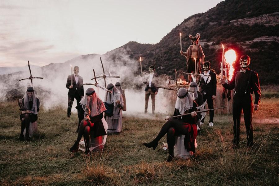 SAMHAIN, VIDA Y MUERTE, AMOR Y DOLOR ceremonia-boda-samhain
