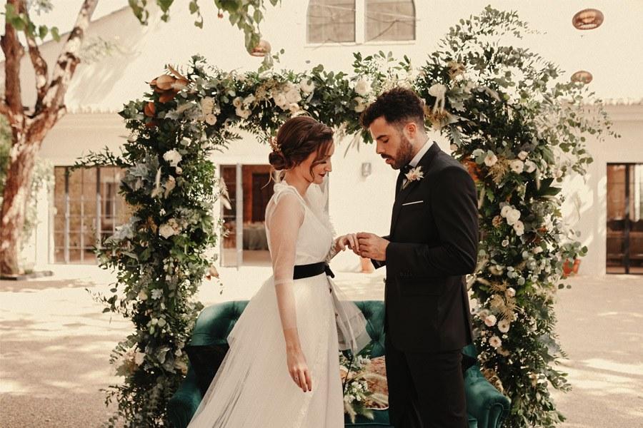 CÓ.MPLICES DE OTOÑO ceremonia-boda