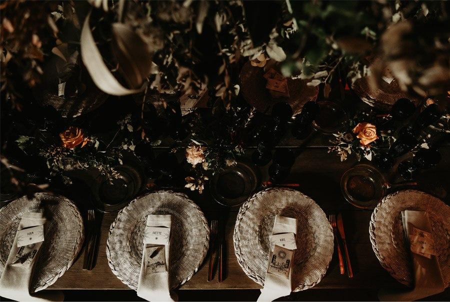 SAMHAIN, VIDA Y MUERTE, AMOR Y DOLOR mesa-boda-otono