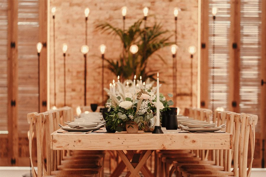 CÓ.MPLICES DE OTOÑO mesa-boda