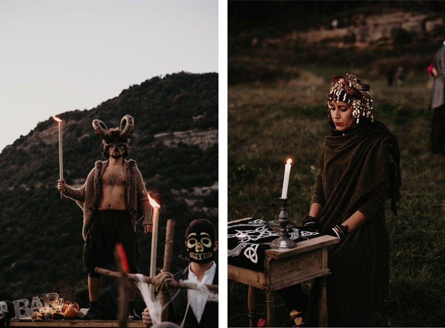 SAMHAIN, VIDA Y MUERTE, AMOR Y DOLOR samhain-ceremonia