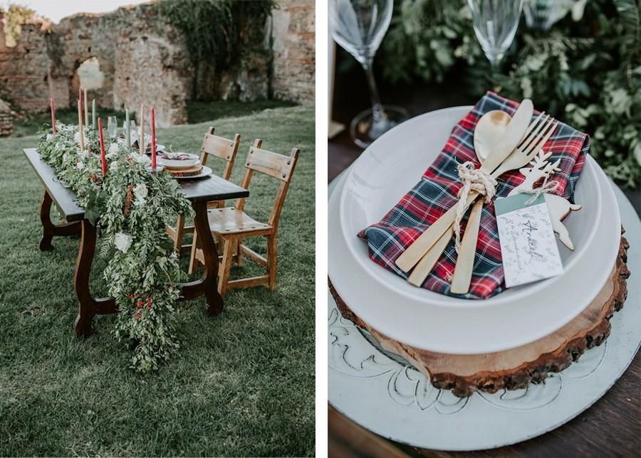 ¡OH MERRY LOVE! boda-invierno-mesa
