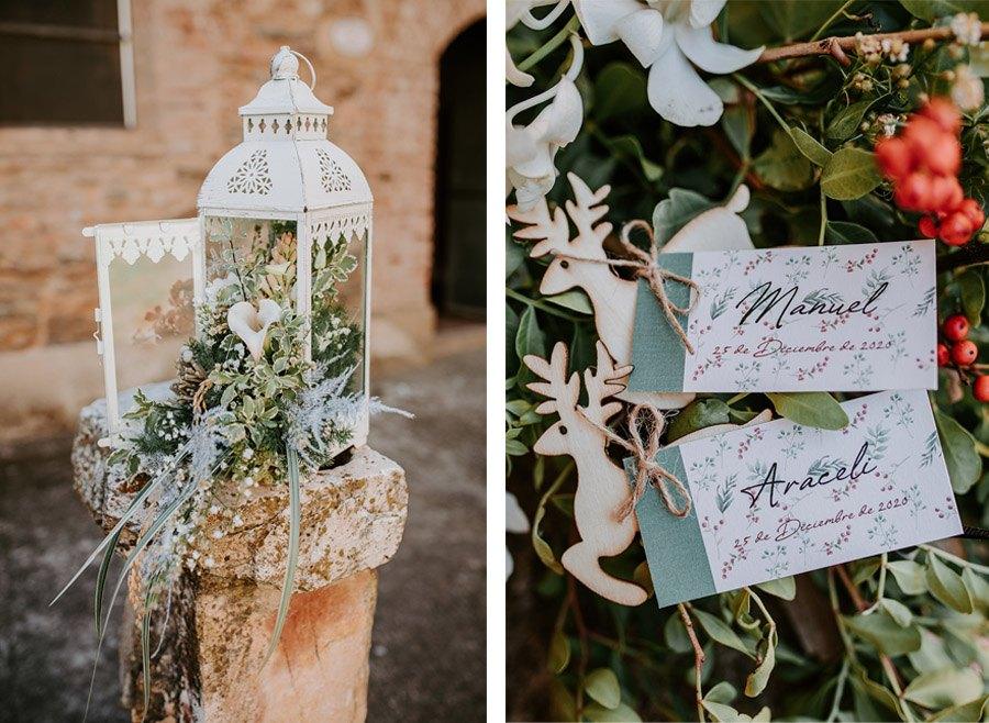 ¡OH MERRY LOVE! decoracion-boda-invierno