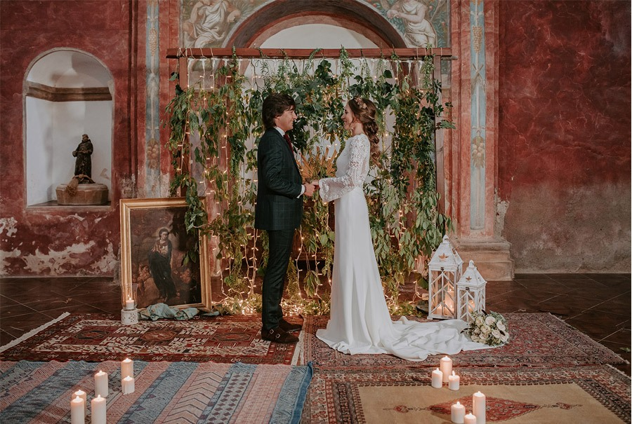 ¡OH MERRY LOVE! invierno-boda