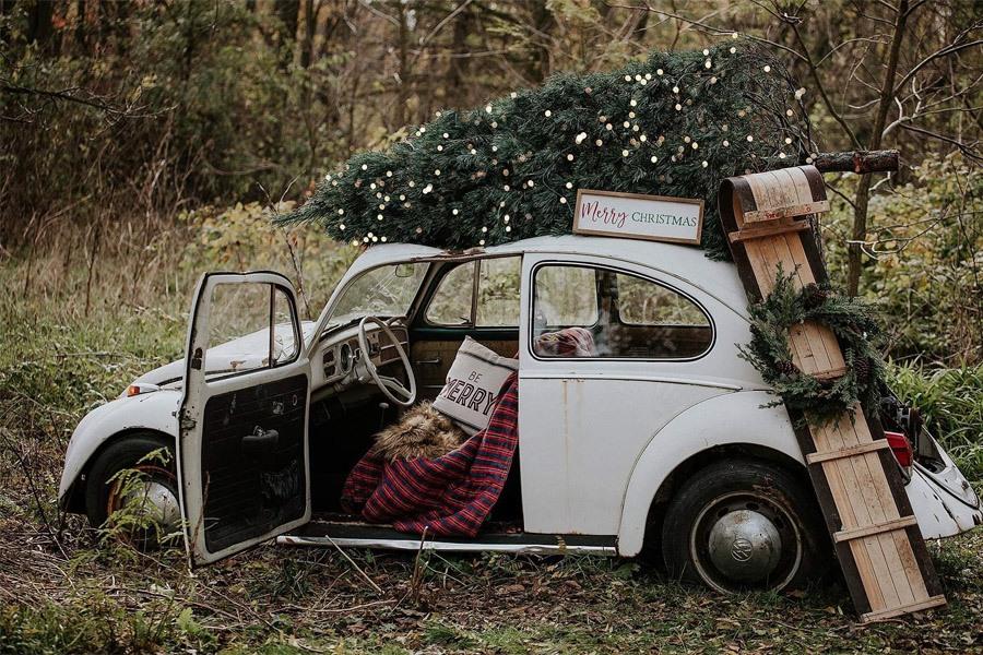 IDEAS DE PHOTOBOOTH PARA UNA BODA EN NAVIDAD invierno-photobooth