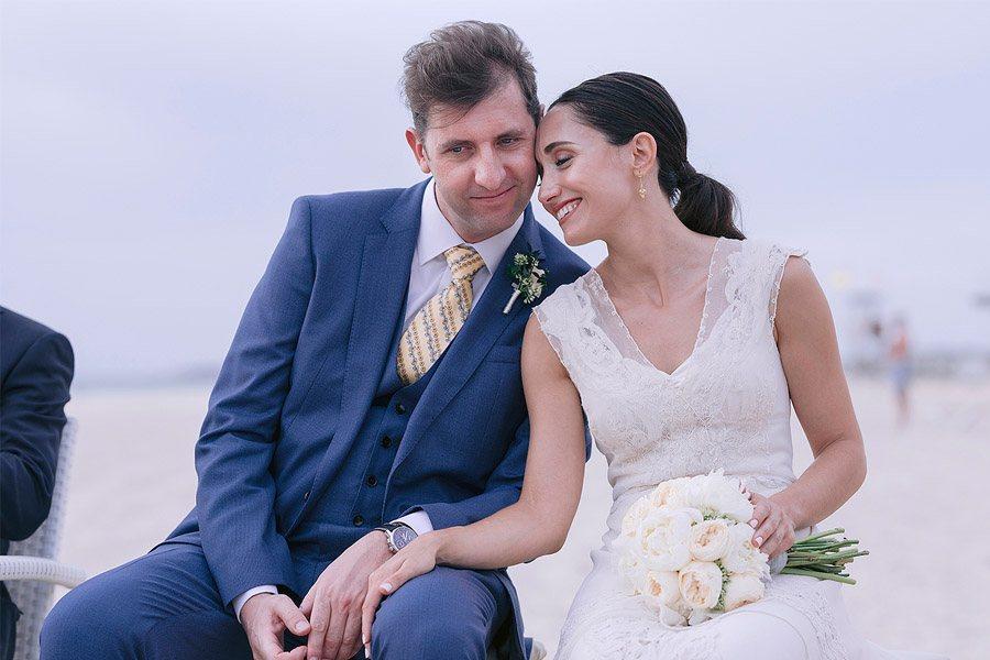 ENRIQUE & MADAY: ¡GRACIAS! novios-boda-playa