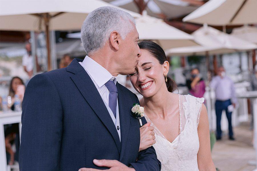 ENRIQUE & MADAY: ¡GRACIAS! padre-novia