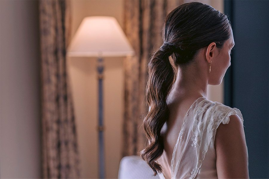 ENRIQUE & MADAY: ¡GRACIAS! peinado-novia
