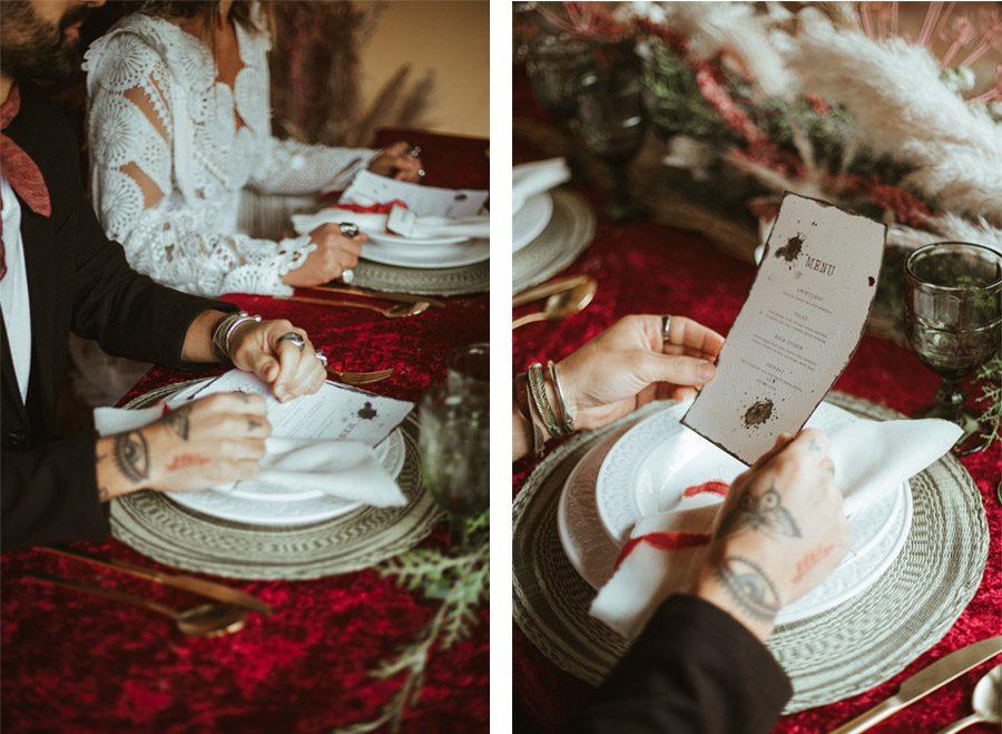 BODA EN UN CASERÍO CASTELLANO menu-boda