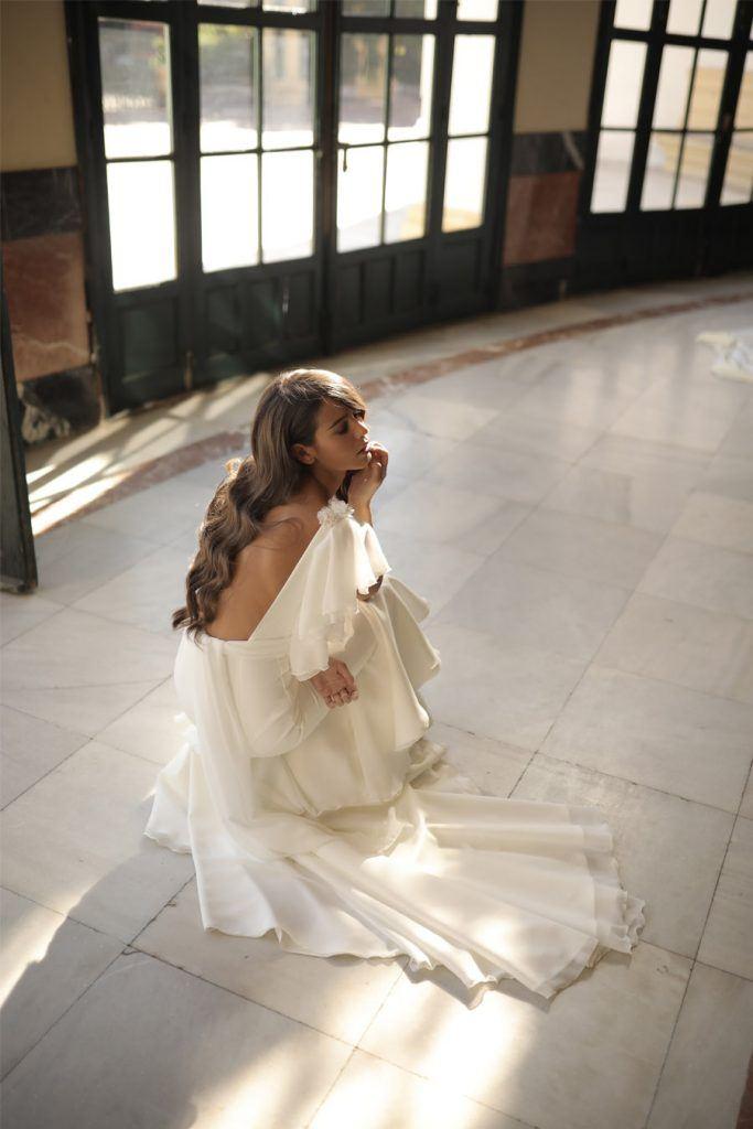 SIBILINA LANZA SU PRIMERA COLECCIÓN DE NOVIA novia-sibilina-2021-683x1024