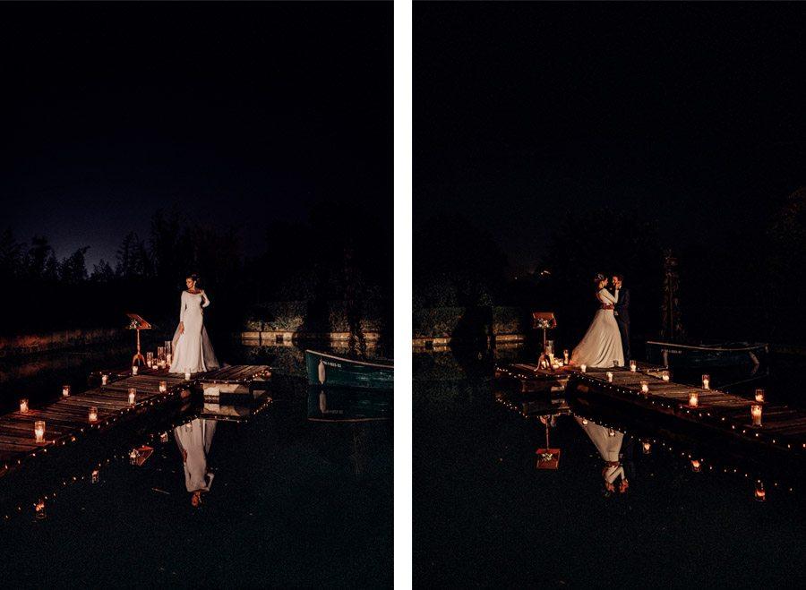UNA BODA DE INVIERNO EN MALLORCA camino-velas-boda