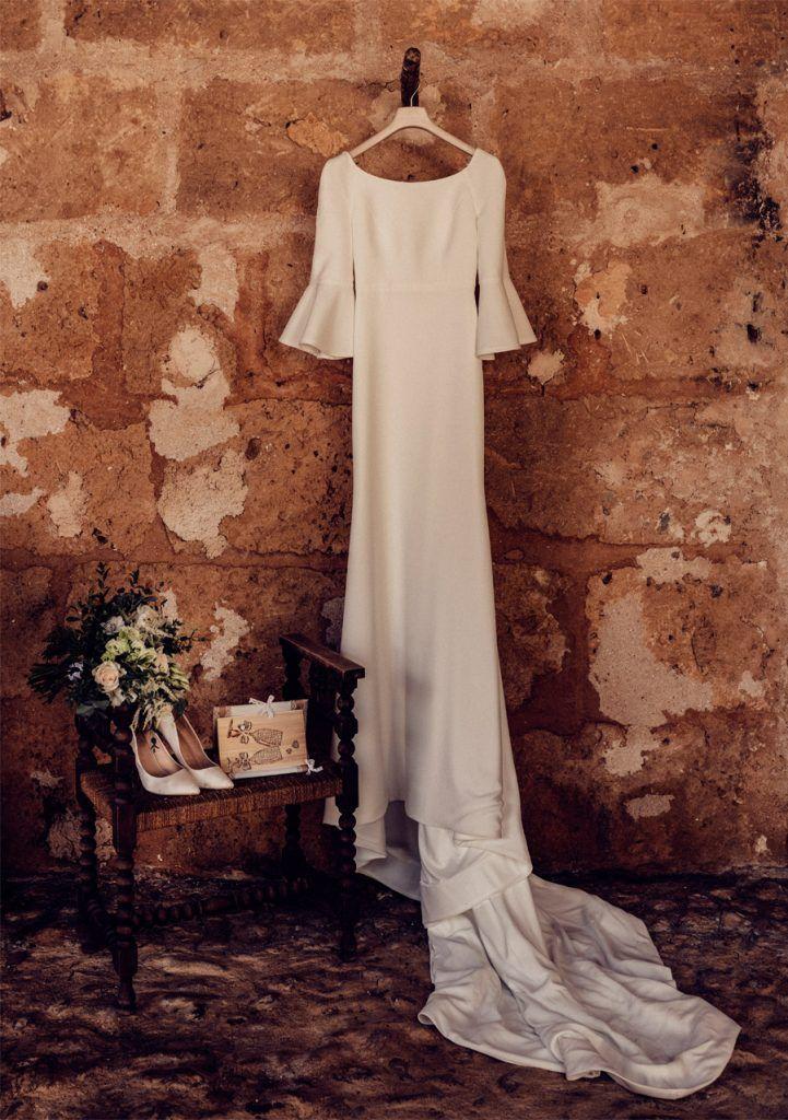 UNA BODA DE INVIERNO EN MALLORCA novia-vestido-721x1024
