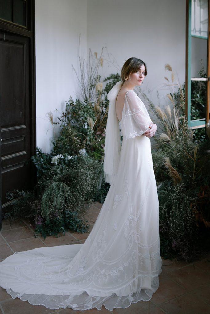 COLECCIÓN CÁPSULA ANTIQUE AFFAIRE 001 DE L'ARCA arca-vestido-novia-683x1024
