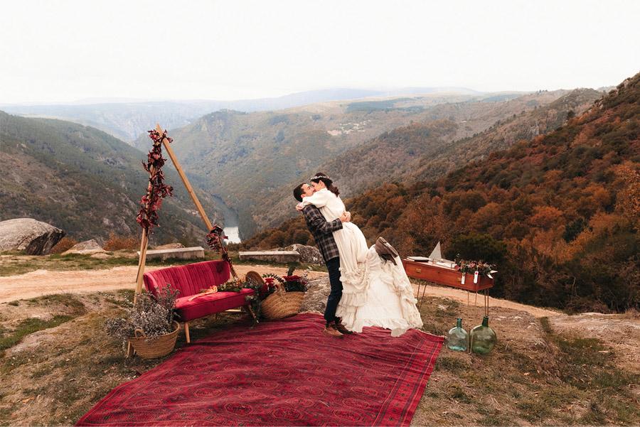 O NOSO CAMIÑO boda-ceremonia