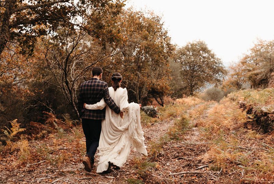 O NOSO CAMIÑO boda-rustica