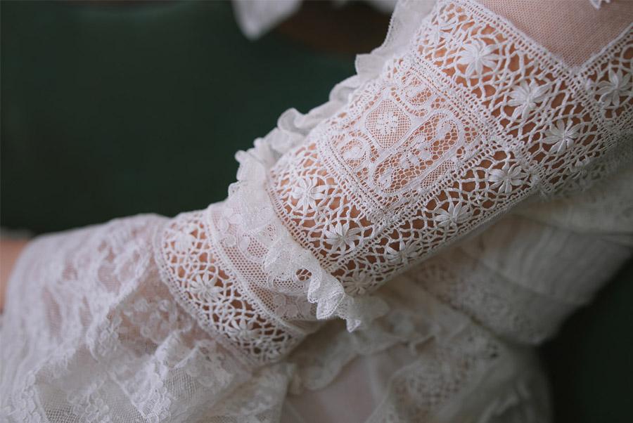 COLECCIÓN CÁPSULA ANTIQUE AFFAIRE 001 DE L'ARCA manas-vestido-novia-larca