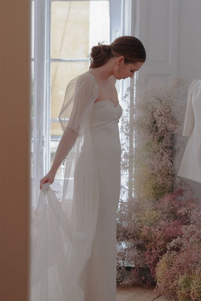 THE NEW BRIDE, NUEVA COLECCIÓN DE NOVIA DE ÁNGELA PEDREGAL angela-pedregal-novia-2021-683x1024