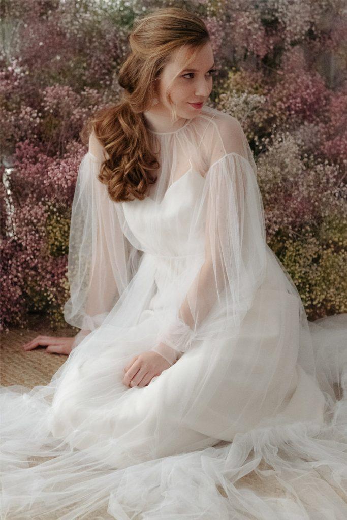 THE NEW BRIDE, NUEVA COLECCIÓN DE NOVIA DE ÁNGELA PEDREGAL angela-pedregal-vestido-novia-683x1024