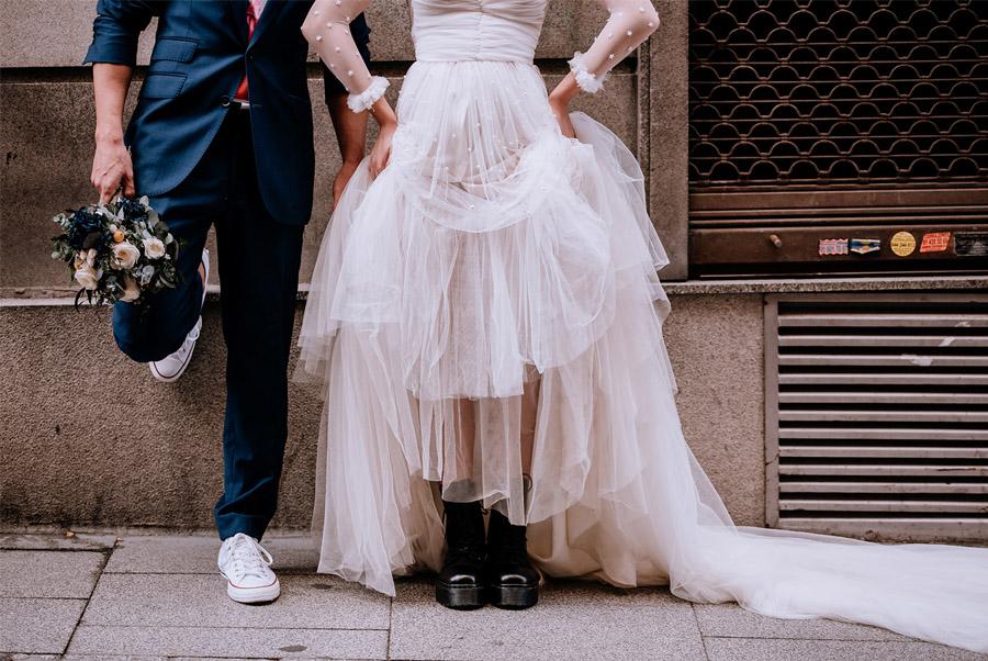 CITY WEDDING botas-novia