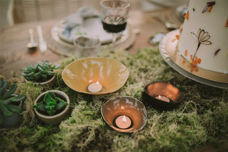 CRAZY LOVE mesa-banquete