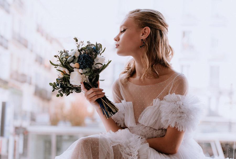 CITY WEDDING novia-urbana-vestido