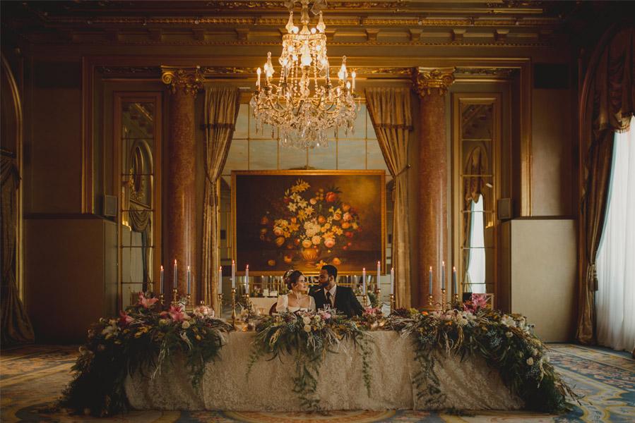 UN SUEÑO BRIDGERTON banquete-boda-bridgerton