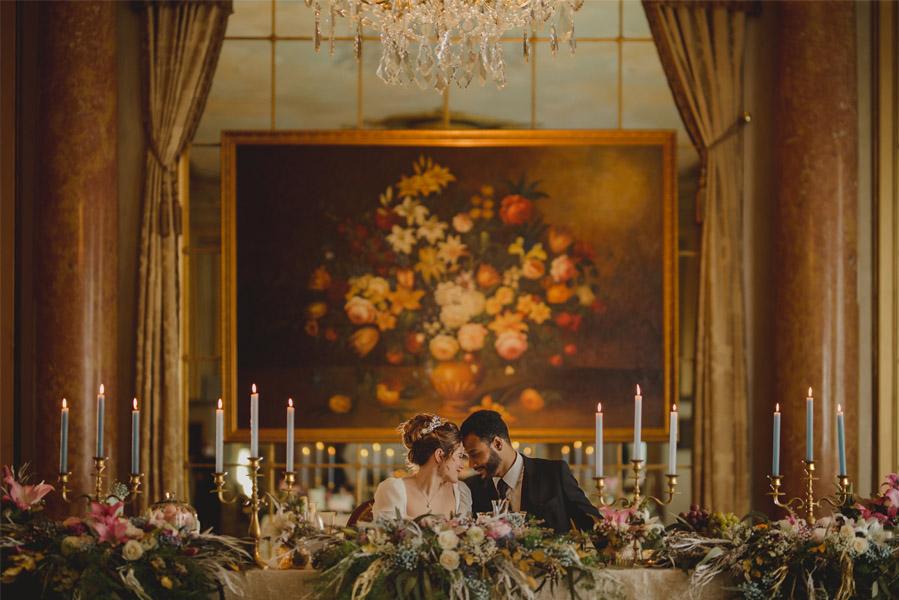 UN SUEÑO BRIDGERTON boda-bridgerton-inspiracion