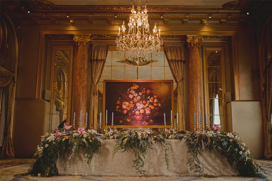 UN SUEÑO BRIDGERTON boda-bridgerton-mesa